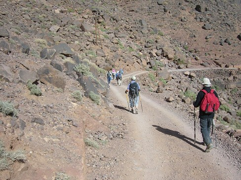 Excursions from Marrakech and Ouarzazate
